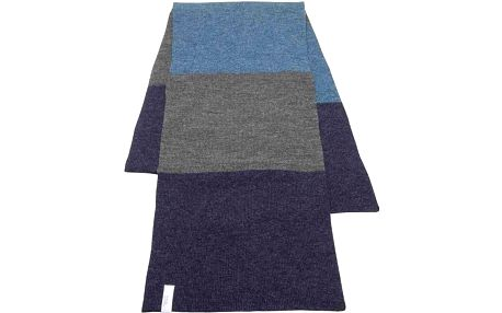 šála COAL - The Dylan scarf Heather Navy (04) velikost: OS