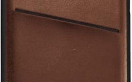 Kryt na mobil Aprolink Origami Macaron Pocket Case pro iPhone 6 (i6DD20.BR) hnědý