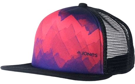 kšiltovka JONES - Jones Cap Himalaya Cap Black (BLACK)