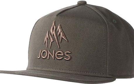 kšiltovka JONES - Jones Cap Jackson Cap Olive (OLIVE) velikost: OS