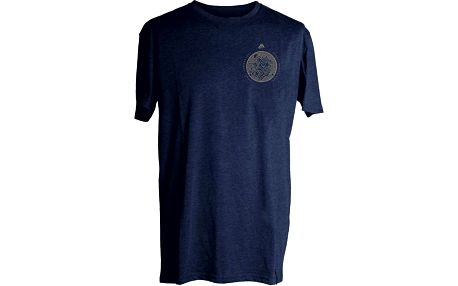 triko JONES - Jones Haines Tee Navy Heather (NAVY HEATHER) velikost: XL