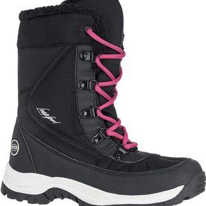 FROZE dámské zimní boty černá 39