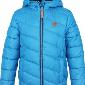 LOAP KIDS ULRICH dětská zimní bunda modrá 158/164