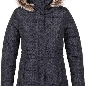 TONINA dámská zimní bunda do města černá M