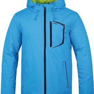 LAFEK pánská lyžařská bunda modrá S