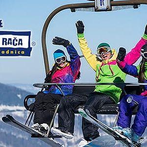 3denní či celodenní skipass nebo jízda rolbou v Snowparadise Velká Rača