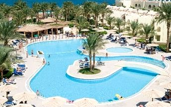 Palm Beach Resort, Egypt, Hurghada, 8 dní, Letecky, All inclusive, Alespoň 4 ★★★★, sleva 32 %