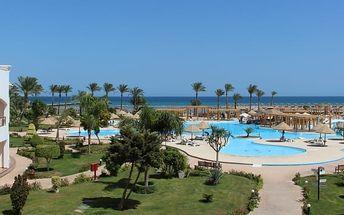 GRAND SEAS HOSTMARK, Egypt, Hurghada, 8 dní, Letecky, All inclusive, Alespoň 4 ★★★★, sleva 28 %