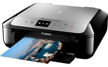 CANON PIXMA MG5752 (Print/Scan/Copy) black/silver