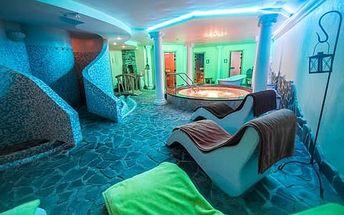 Relaxační pobyty s neomezeným wellness polopenzí, plnou penzí či All Inclusive + zkrášlovací balíček pro dámy v hotelu Nezábudka ***