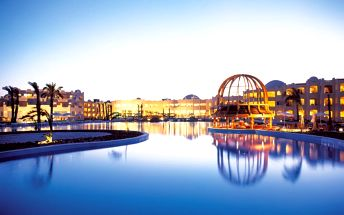 Tia Heights Hotel & Resort, Egypt, Hurghada, 8 dní, Letecky, All inclusive, Alespoň 5 ★★★★★, sleva 27 %