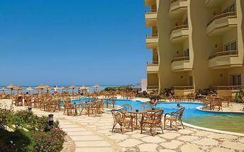 Magic Beach, Egypt, Hurghada, 8 dní, Letecky, All inclusive, Alespoň 4 ★★★★, sleva 23 %