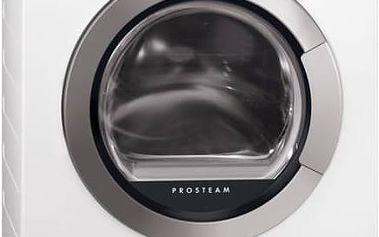 Sušička prádla AEG Lavatherm T88595IS3C bílá + Doprava zdarma