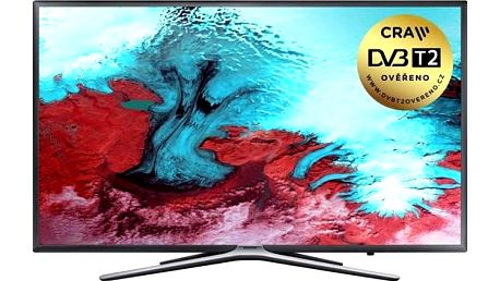 Televize Samsung UE49K5572 titanium + Doprava zdarma