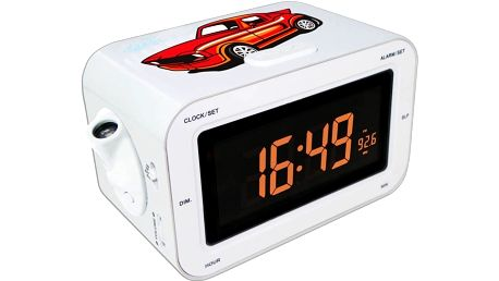 Radiobudík Bigben RR30 Kids Car mit Projektion