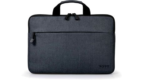 Brašna na notebook PORT DESIGNS Belize pro 15,6'' (110200) šedá