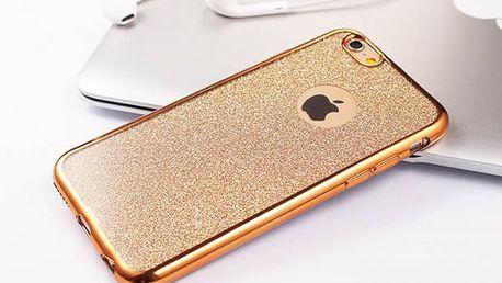Luxusní třpytivé pouzdro na iPhone