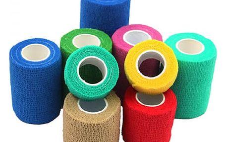 Multifunkční sportovní bandáže - různé barvy