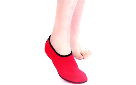 Protiskluzové fitness ponožky