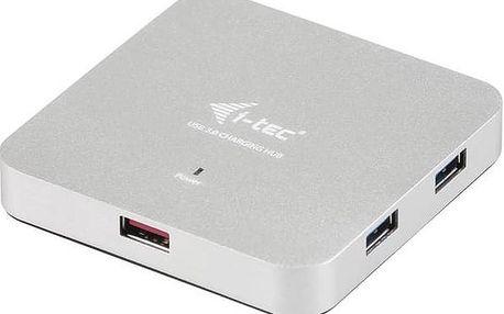 USB Hub i-tec USB 3.0 4+1port (U3HUBMETAL5)