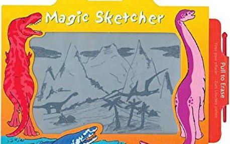 Magnetická kreslící tabulka Magic Sketcher