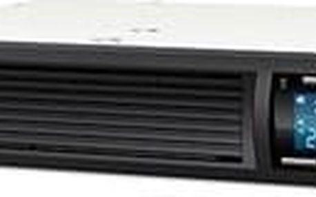 APC Smart-UPS C 1000VA 2U RM LCD 230V - SMC1000I-2U