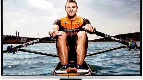 Televize GoGEN TVF 40284 černá + Doprava zdarma