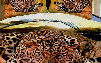 3D povlečení gepard