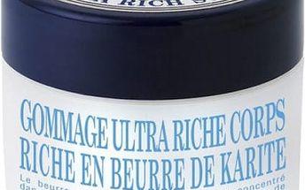 LOccitane En Provence Výživný tělový peeling s 10% bambuckého másla (Body Ultra Rich Scrub) 200 ml