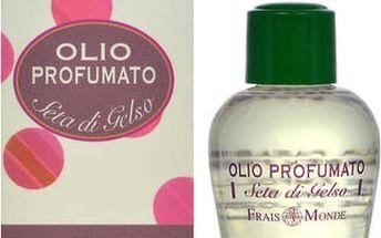 Frais Monde Parfémovaný olej Morušové hedvábí (Mulberry Silk Perfumed Oil) 12 ml