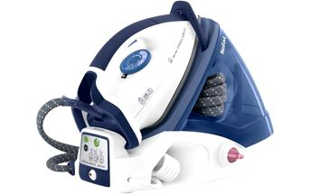 Žehlicí systém Tefal Express Compact GV7340 bílý/modrý