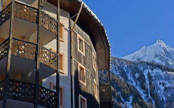 Francie - Francouzské Alpy na 10 až 15 dní, bez stravy s dopravou vlastní