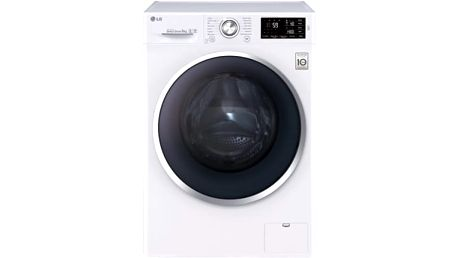 Automatická pračka LG Direct Drive F94U2VCN2 černá/bílá