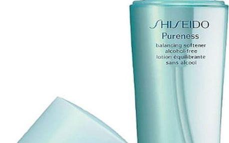 Shiseido Vyrovnávací bezalkoholové tonikum pro problematickou pleť Pureness (Balancing Softener Alcohol-Free) 150 ml