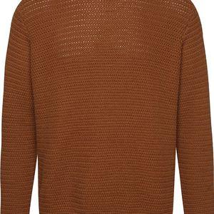 Světle hnědý svetr Burton Menswear London