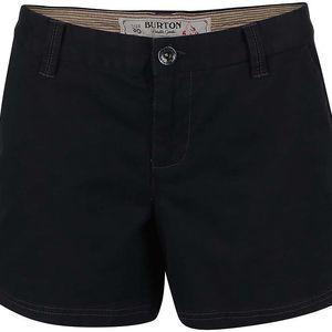 Černé dámské šortky Burton Mid