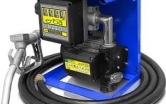Čerpadlo na naftu a olej samonasávací, nový model ERBA ER-56033