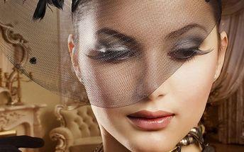 Prodloužení řas luxusními řasami Velur Lashes