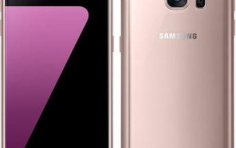 Mobilní telefon Samsung S7 32 GB (G930F) (SM-G930FEDAETL) růžový