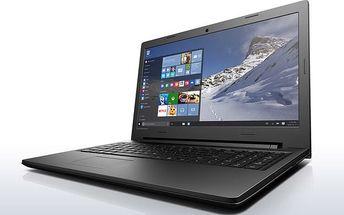 Notebook Lenovo B50-50 s úhlopříčkou 15,6 pro každodenní použití