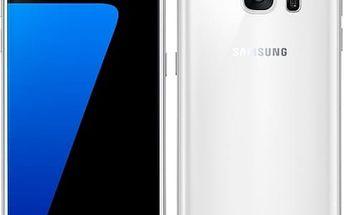 Mobilní telefon Samsung S7 32 GB (G930F) (SM-G930FZWAETL) bílý