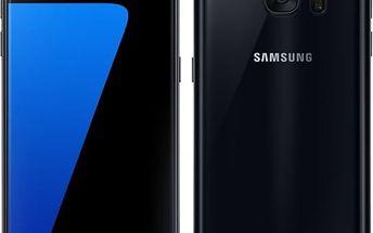 Mobilní telefon Samsung S7 32 GB (G930F) (SM-G930FZKAETL) černý