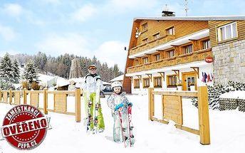 3–6denní wellness pobyt s polopenzí pro 2 v Beskydech ve Spa resortu Bahenec***