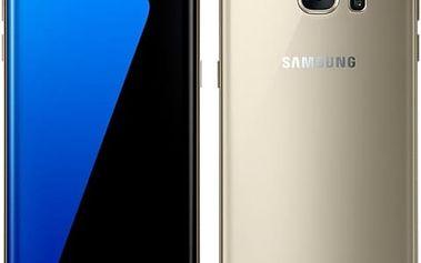 Mobilní telefon Samsung S7 edge 32 GB (G935F) (SM-G935FZDAETL) zlatý