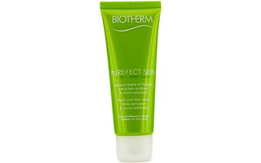 Biotherm Čistící maska 2 v 1 Pure•fect Skin (2 in 1 Pore Mask) 75 ml