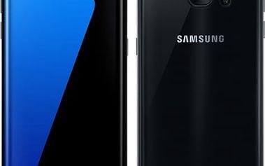 Mobilní telefon Samsung S7 edge 32 GB (G935F) (SM-G935FZKAETL) černý
