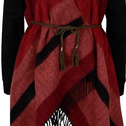 Červeno-černý dámský cardigan Rip Curl Vina