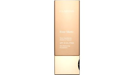 Clarins Fluidní zmatňující make-up SPF 15 Ever Matte (Skin Balancing Foundation) 30 ml 113 Chestnut
