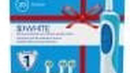 ORAL-B elektrický zubní kartáček Vitality 3DWhite + EB 18-2 3D White Luxe