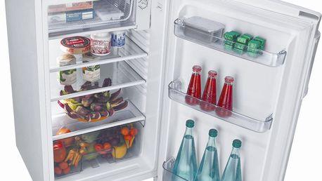 Lednička s mrazícím boxem Candy ITOP 130